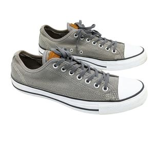 Converse All Star Shoes Low Summer Woven M9 W11